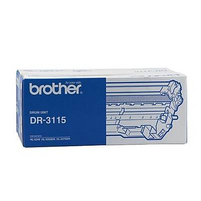 BROTHER DR-3115 Siyah Lazer Yazýcý Drum Ünitesi 20000Sy
