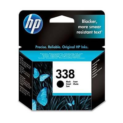 HP C8765EE Siyah Mürekkep Kartuþ (338)