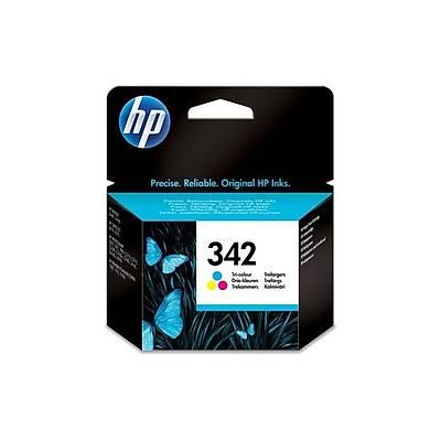 HP C9361E CMY Mürekkep Kartuþ (342)
