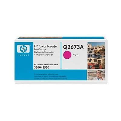 HP Q2673A Magenta Toner Kartuþ (309A)