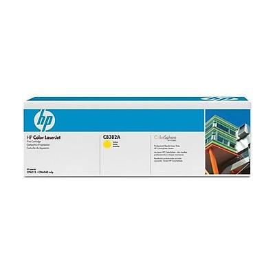 HP CB382A Sarý Toner Kartuþ (824A)