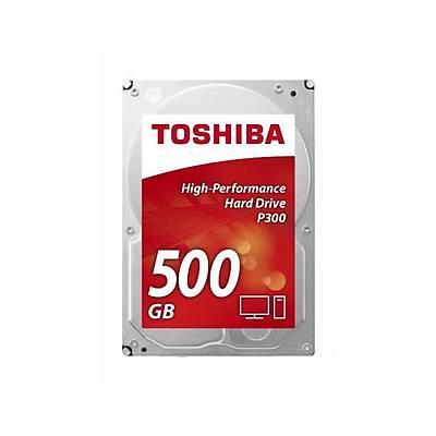 "TOSHIBA HDWD105UZSVA 3,5"" 500GB P300 7200RPM SATA3 64MB"