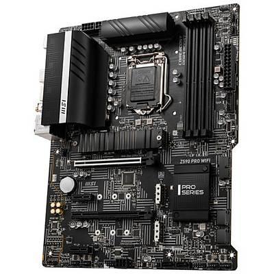 MSI Z590 PRO WIFI DDR4 S+V+GL 1200p