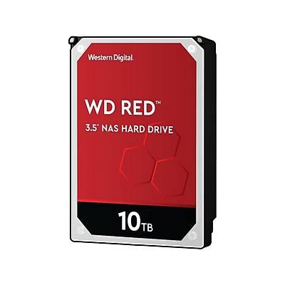 WD WD101EFAX 3.5''10TB5400RPM SATA3 64MB RED