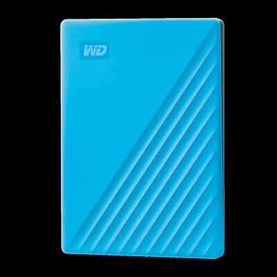 "WD WDBYVG0020BBL-WESN EXT 2,5"" 2TB USB3.0 My Passpor Mavi"