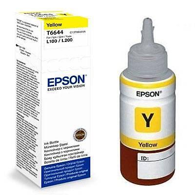 Epson T6644 Sarý Ink Kartuþ 70ml