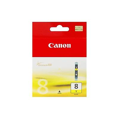 Canon CLI-8 Sarý Mürekkep Kartuþ 0623B024