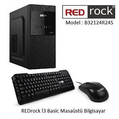 Redrock B32124R24S i3-2120 4GB 240GB SSD DOS