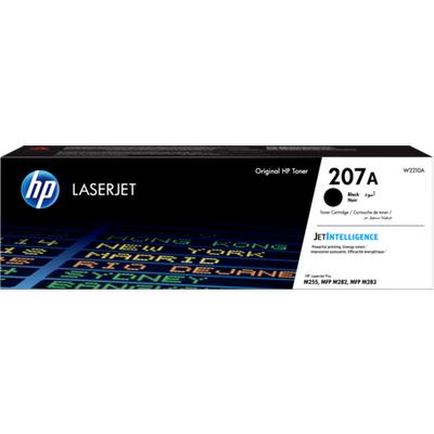 HP W2210A (207A) SÝYAH TONER 1.350 SAYFA