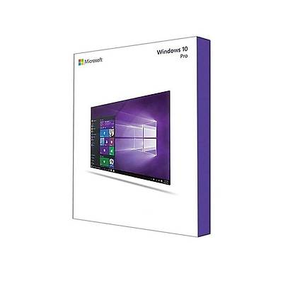MICROSOFT HAV-00132 Box Win 10 Pro 32/64 TR USB Ýþletim Sistemi