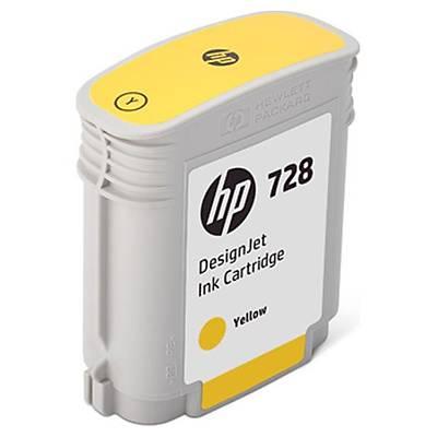 HP F9K15A (728) SARI 300 ML GENIS FORMAT MUREKKEP KARTUSU