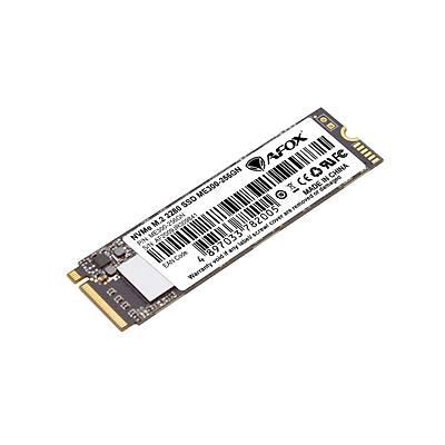 AFOX ME300-256GN SSD 256GB M.2 2280 NVME PCI-E 1990-1157MB/S 3D TLC