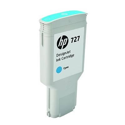 HP F9J76A Cyan Mürekkep Kartuþ (727)