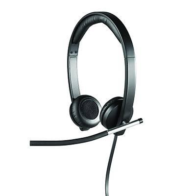LOGITECH H650e STEREO USB HEADSET 981-000519