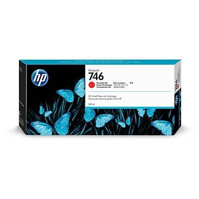HP P2V81A (746) 300 ML KROMATIK KIRMIZI DESIGNJET