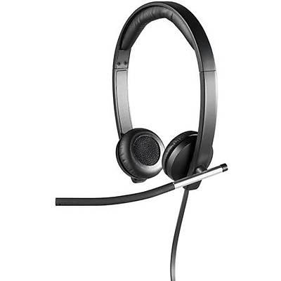 Logitech H650E USB Mono Mic. Kulaklýk  981-000519