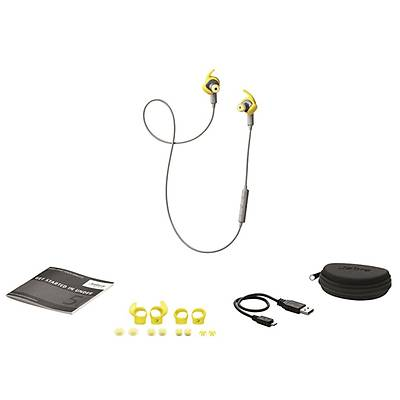 Jabra Sport Coach Bluetooth Kulaklýk Sarý