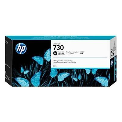 HP P2V73A (730) FOTOÐRAF SÝYAHI 300 ML GENIS FORMAT MUREKKEP KARTUSU