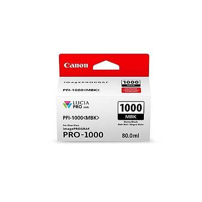 Canon INK PFI-1000 MBK Mürekkep 0545C001