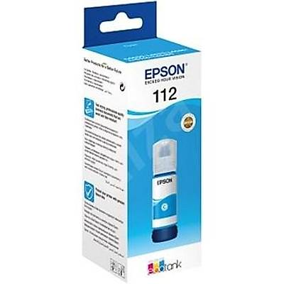 EPSON C13T06C24A 112 MAVÝ MÜREKKEP KARTUÞ 6.000 SAYFA 60ML L15160 L15150