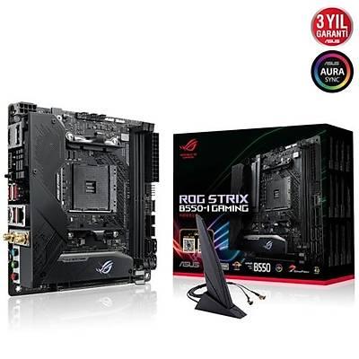 Asus STRIX B550-I GAMING DDR4 S+V+GL AM4 Anakart