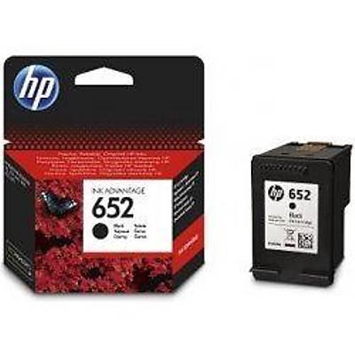 HP F6V25A No 652 Siyah Ink Advantage Kartuş