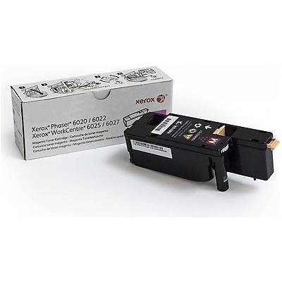 XEROX 106R02761 MAGENTA TONER, PHASER 6020/6022, WORKCENTRE 6025/6027 1000 SYF