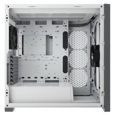 Corsair CC-9011209-WW 5000D Mid Tow. TG Kasa Beyaz