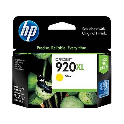HP CD974A HP 920XL Sarý Officejet Mürekkep Kartuþu