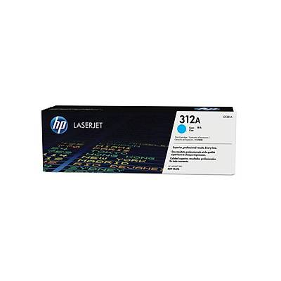 HP CF381A Cyan Toner Kartuþ (312A)