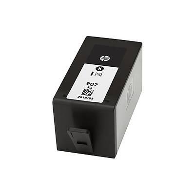 HP 907XL Yüksek Kapasiteli Siyah Orijinal Mürekkep Kartuþu (T6M19AE)