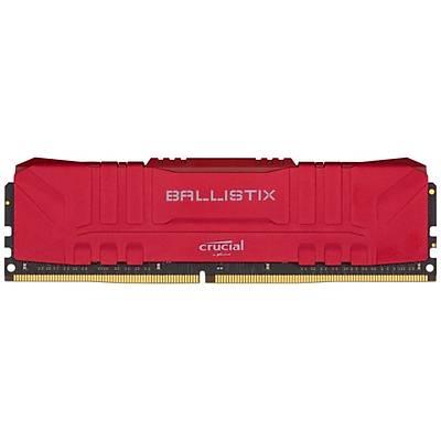 Ballistix 16GB 3000MHz DDR4 BL16G30C15U4R -Kutusuz