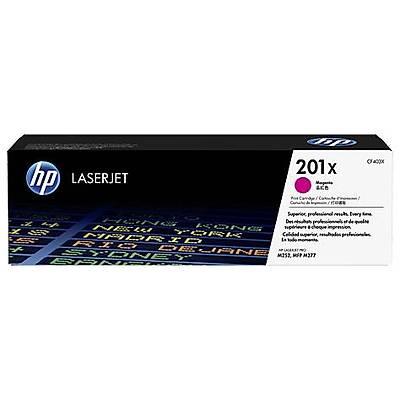 HP CF403X (201X) MACENTA YUKSEK KAPASITELI TONER 2.300 SAYFA