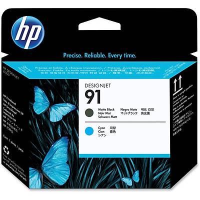 HP C9460A Mat Siyah ve Cyan Baský Kafasý (91)