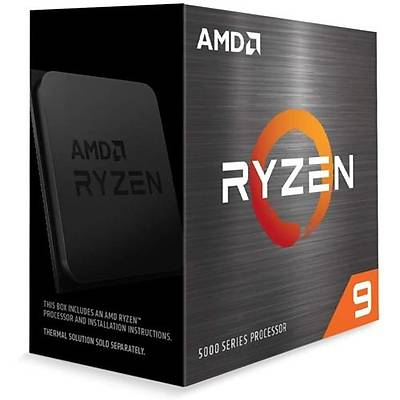 AMD Ryzen 9 5900X 3.7GHZ 70MB AM4 105W