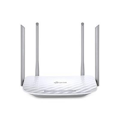 TP-LINK ARCHER-C50 Kablosuz, 867Mbps, 4 port, Dual Band Router
