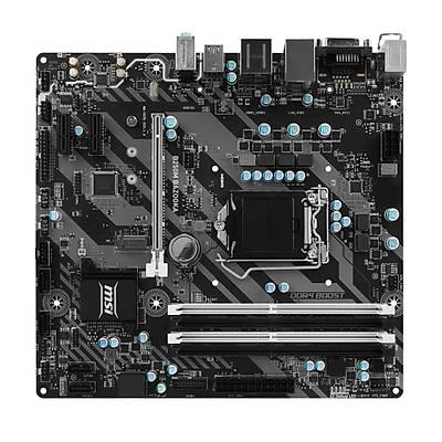 MSI B250M BAZOOKA SOKET 1151 DDR4 2400 DVI HDMI M.2 USB3.1 mATX