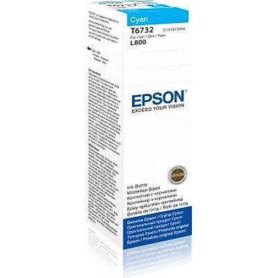 EPSON C13T67324A KARTUS-CYAN-70ml/L800/L1800