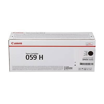 Canon CRG 059 H BK Toner Kartuþ  3627C001
