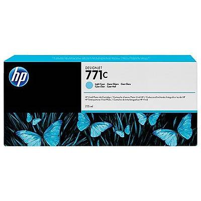 HP B6Y12A HP NO 771 Açýk Mavi775ML