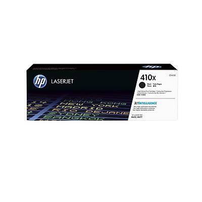 HP CF410X Siyah Toner Kartuþ (410X)