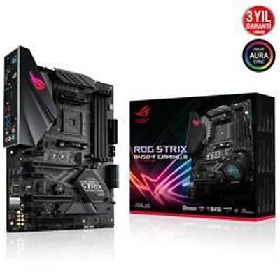 Asus ROG STRIX B450-F GAMING II DDR4 S+V+GL AM4 (m