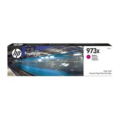 HP F6T82AE (973X) MACENTA YUKSEK KAPASITELI PAGEWIDE MUREKKEP KARTUSU 7000 SAYFA