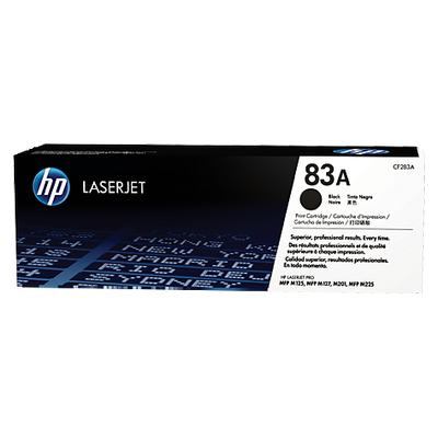 HP CF283A (83A) SIYAH TONER 1.500 SAYFA