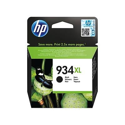 HP C2P23A 934 Yüksek Kapasiteli Siyah Mürekkep Kartuþu