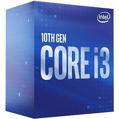 INTEL BX8070110100 i3-10100 3.6GHz 6MB LGA1200 14nm UHD630 Gaming Ýþlemci