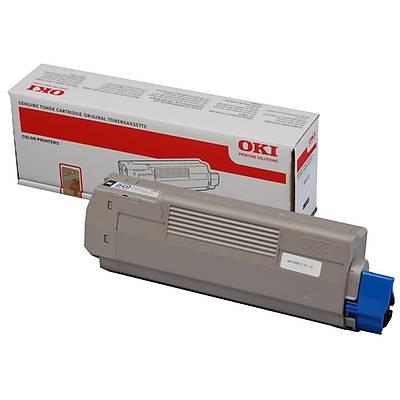 OKI 45862851 MAVÝ TONER / MC853, MC873 / 7300 SAYFA