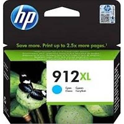 HP 3YL81A NO 912XL Mavi Kartuþ