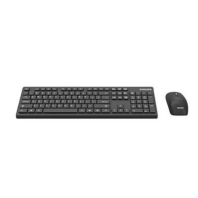 PHILIPS SPT6602B-62 KMS 600 Serisi Kablosuz Klavye-Mouse Set