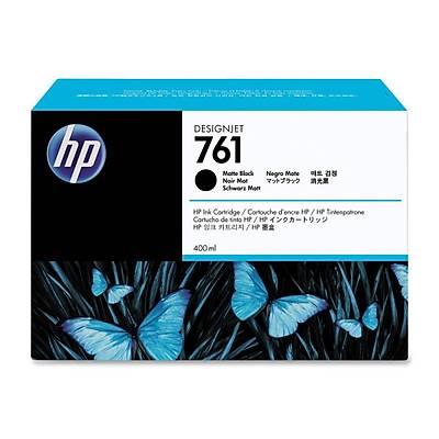 HP CM991A (761) MAT SIYAH 400 ML GENIS FORMAT MUREKKEP KARTUSU